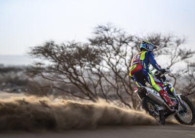 Harith Noah a 2021-es Dakaron