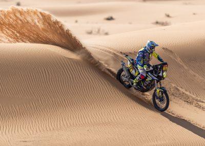 Santolino kiegyensúlyozott teljesÍtménnyel hozta az összetett 6. helyezést - Dakar 2021