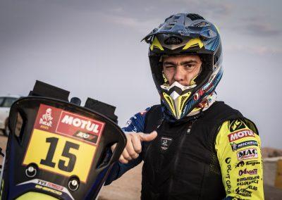 Lorenzo Santolino - Dakar 2021