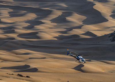 Santolino és a Sherco reflektorfényben - Dakar 2021