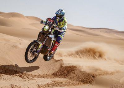 Rui Goncalves is nagyot ment. Végül a 19. helyet szerezte meg a 2021-es Dakar Rallyn