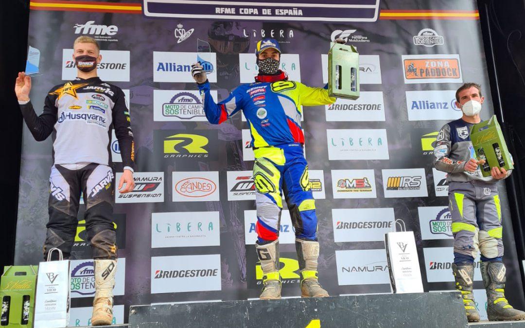 Mario Roman 2/2 győzelem a spanyol Extreme Enduro Bajnokságban
