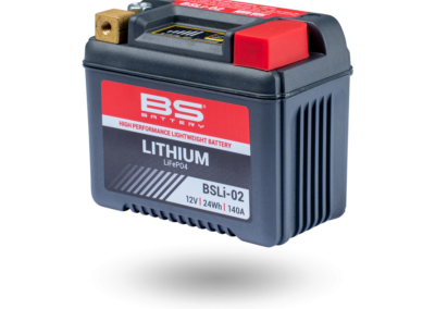 BS Lithium Akkumulátor – BSLI-02