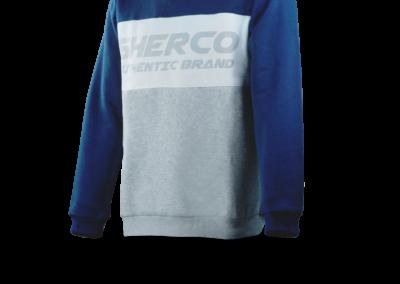 Sherco Racing Pulóver (Kék-Szürke)