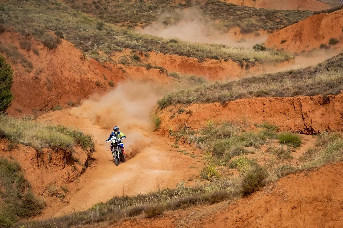 2021 Baja Aragon - Dobogó a SHERCO számára