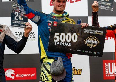 Wade Young nyerte a Hero Challenge-et, a FIM Hard Enduro Világbajnokság 6. fordulójában